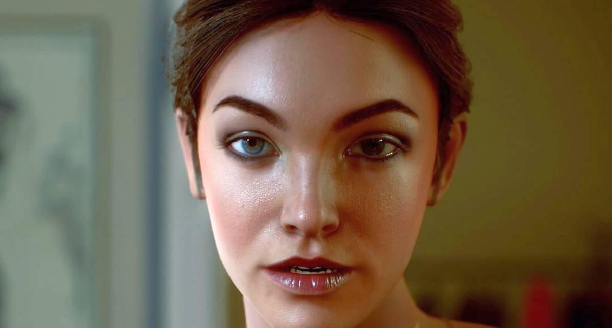 Создана первая в мире виртуальная порноактриса Джеди Вейлс