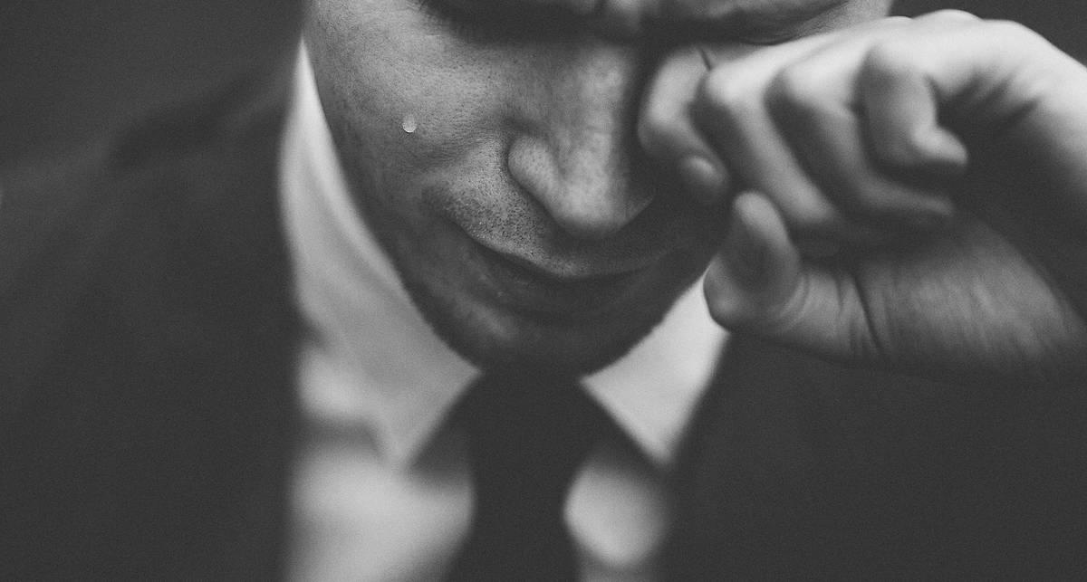 Слезы помогают похудеть, - ученые