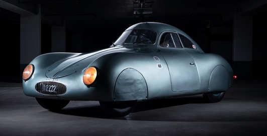 Cамый первый Porsche в истории: Фото легендарного автомобиля